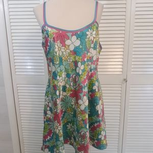 Delicates aline retro night gown large *D7